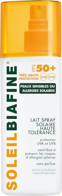 Lait Spray SoleilBiafine