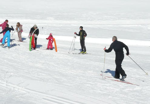 Le ski de fond : le grand gagnant