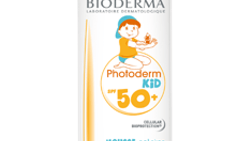 Mousse solaire Bioderma