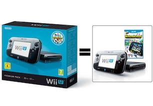 Nintendo Land + pack Wii U