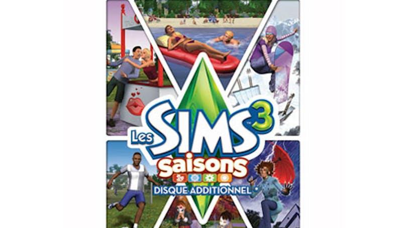 SIMS 3, Saisons
