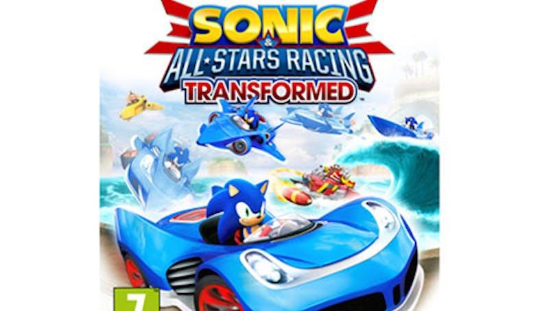 Sonic & All Stars Racing
