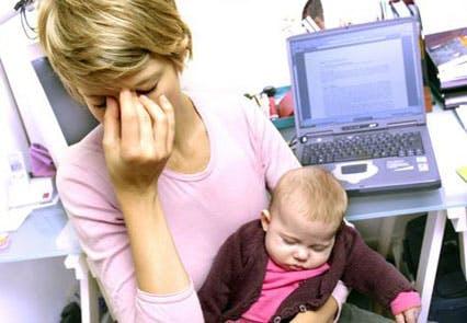 """Pourquoi rester anonyme est si important pour ces mamans       ? Se sentent-elles coupables de """"ne pas y arriver"""" ?"""