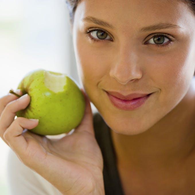 femme-pomme