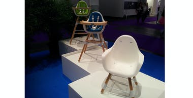 La chaise haute Evolu