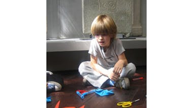 Atelier enfants au musée Cernuschi