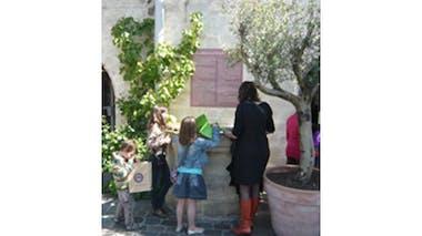 Avril à Bercy village