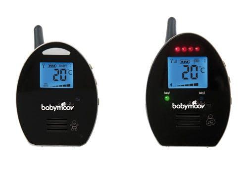 Babyphone puissance minimale