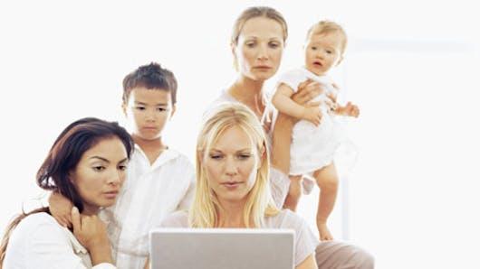 Se retrouver entre mères célibataires