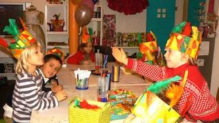 La cabane aux enfants