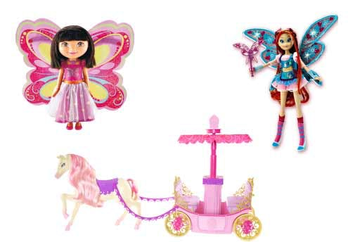 La tendance fées et princesses
