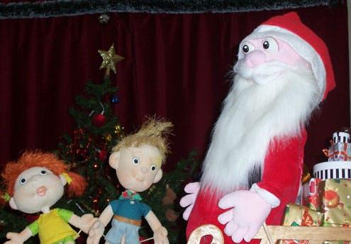 Le Noël d'Emma et Thibault