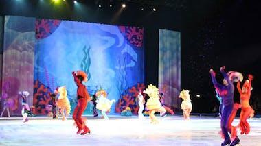 Les mondes enchantés, Disney sur glace
