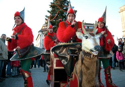 Noël à Bercy Village