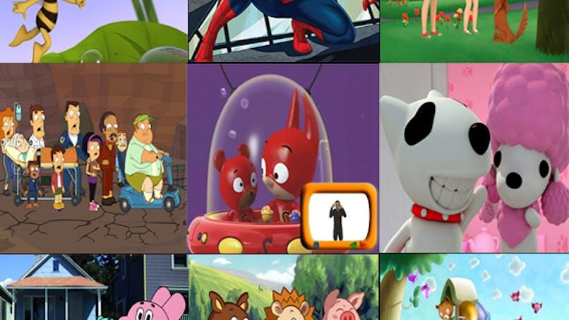 Rentrée télé 2013: les nouveaux dessins animés pour   enfants
