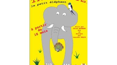Trompette, le petit éléphant