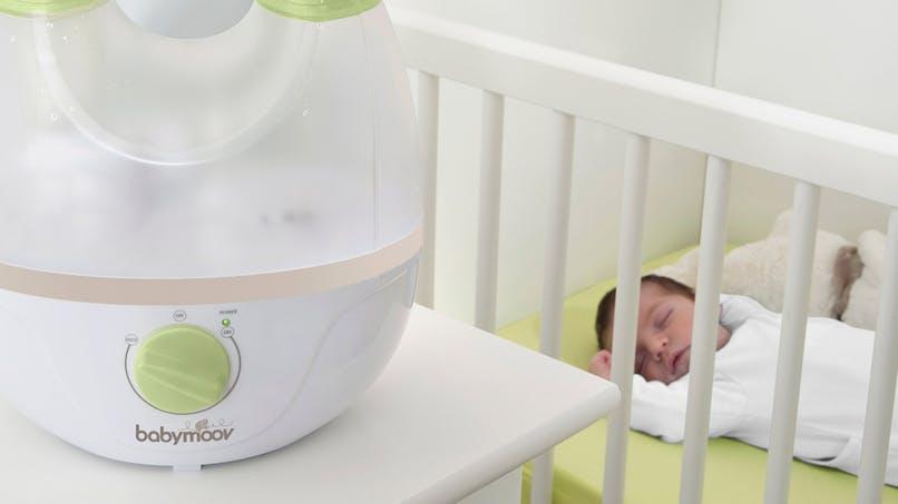 Banc d'essai 2013 des humidificateurs d'air pour bébé