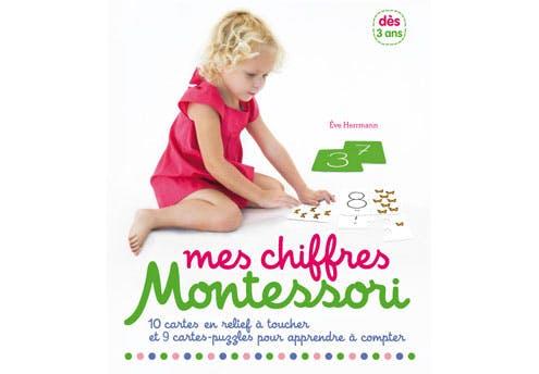 Coffret Mes chiffres Montessori