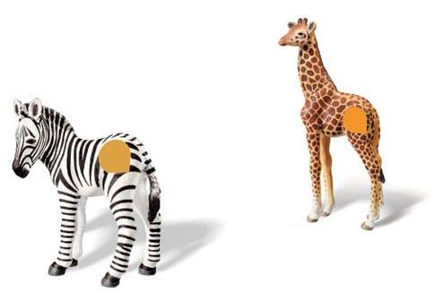 Figurines interactives