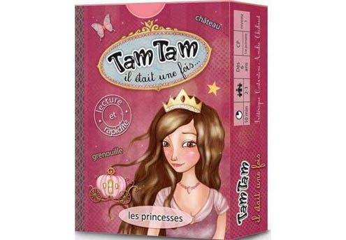 Tam Tam « il était une fois »… les princesses