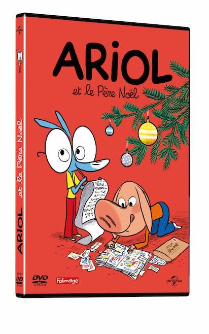 « Ariol et le Père Noël »