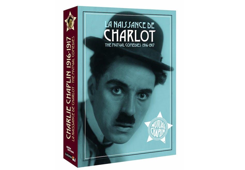 Coffret « La naissance de Charlot, volume 3 »