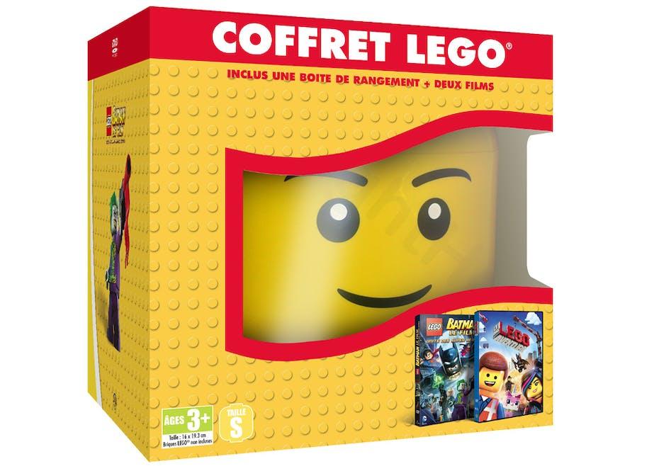 Coffret « Les Films LEGO »