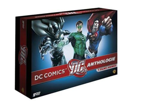DC Comics Animation