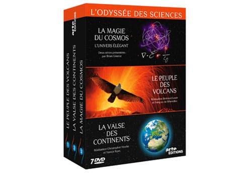L'Odyssée des Sciences
