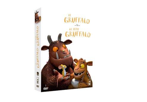 Le Gruffalo et le petit Gruffalo
