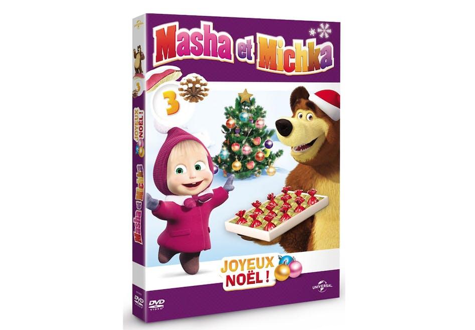 « Masha & Michka, Joyeux Noël »