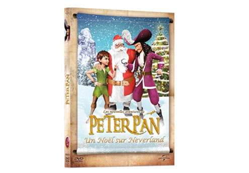 Peter Pan, un Noël sur Neverland