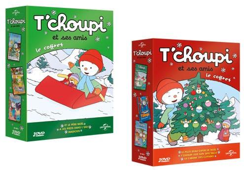 T'choupi et Noël
