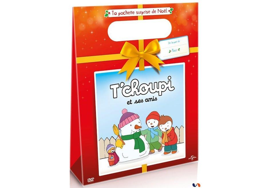« Ta pochette surprise de Noël »