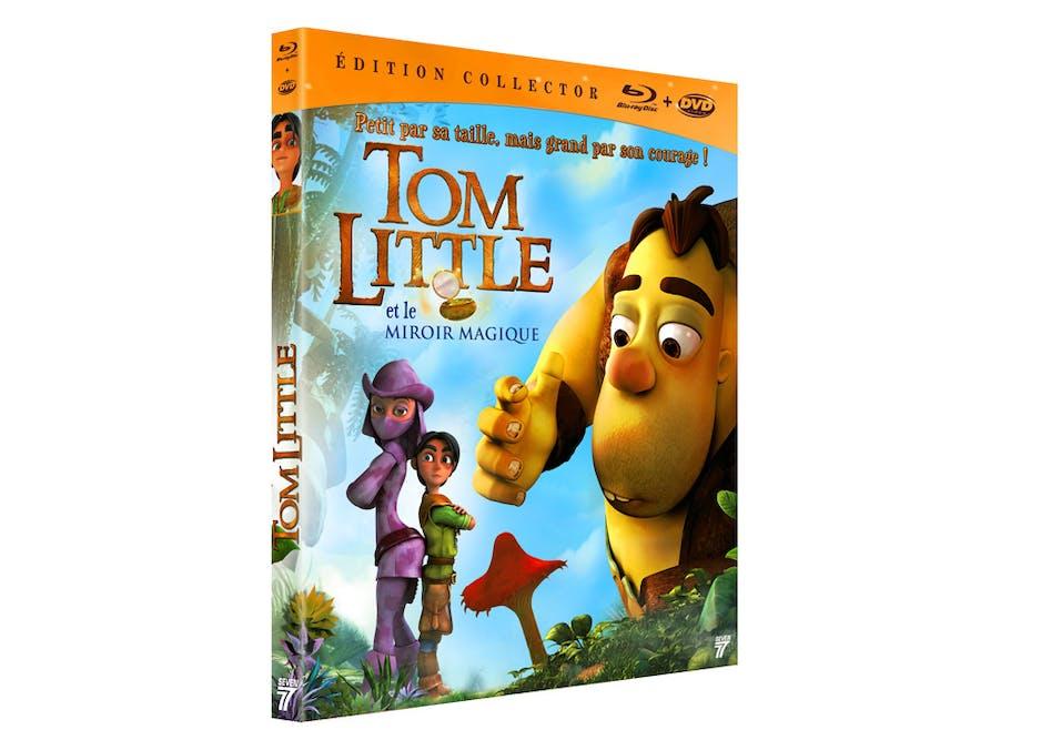 « Tom Little et le miroir magique »