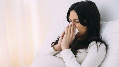 La grippe pendant la grossesse