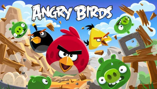 « Angry Birds »