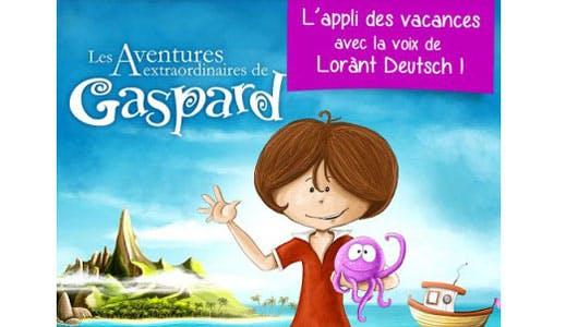 « Gaspard : les aventures extraordinaires »
