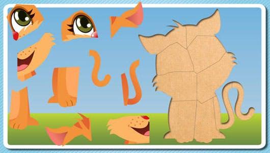 « Le puzzle des enfants »