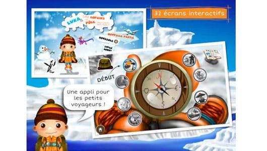« Luka et ses copains du pôle Nord »