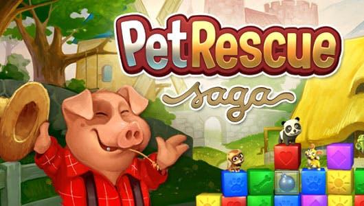 « Pet Rescue Saga »
