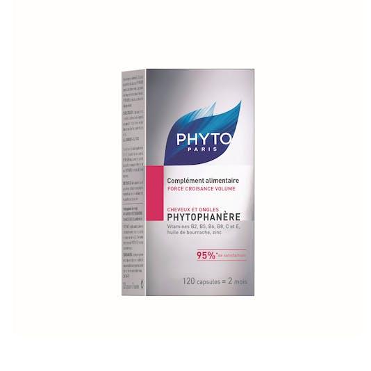 Phytophanère pour cheveux et ongles