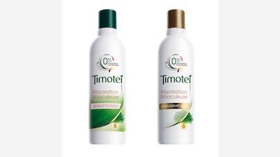 Shampooing et après-shampooing Réparation      Miraculeuse