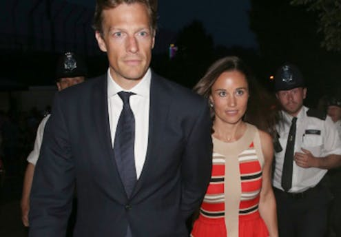 Pippa Middelton et Nico Jackson