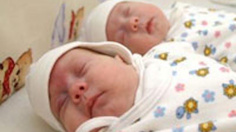 Jumeaux : l'agressivité liée à des facteurs   génétiques