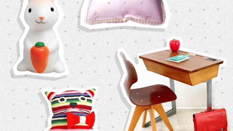 Nouveautés 2014 pour une chambre d'enfant