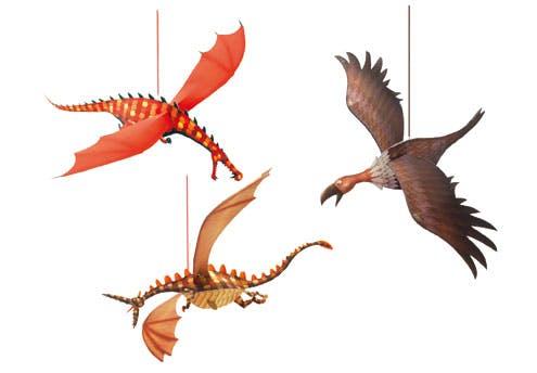 Suspension Impitoyables Dragons