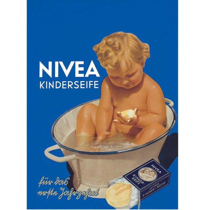 Nivea : 1936 - La saga Nivea Baby