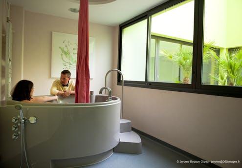 Les baignoires de relaxation