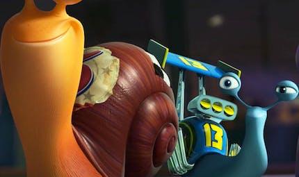 Turbo, un coup de cœur en DVD